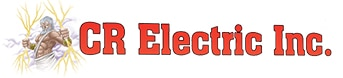 CR Electric, INC, Girard, OH Logo
