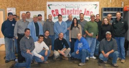 CR Electric - team