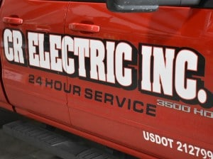 CR Electric - 24 hour electrical services